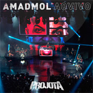 Download CD – AMADMOL (Ao Vivo) – Projota (2021) CD Completo